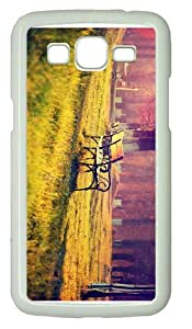 sell coversBenches in Park PC White case/cover for Samsung Galaxy Grand 2/7106