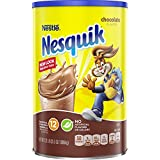 Nesquik Powdered Drink Mix Canister, Chocolate, 35.5 Ounce
