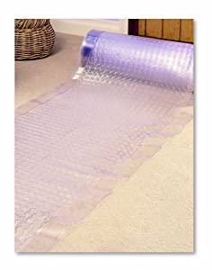 william armes carpet protector 183x69cm 100 clear vinyl runner