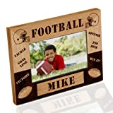 Thanh 39 Personalized Gifts Football Photo Frame 5''x7''