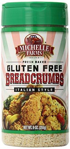 - Michelle Farms Gluten Free Italian Bread Crumbs, 9 Ounce