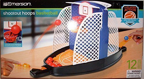 Shootout Hoops Basketball by Emerson