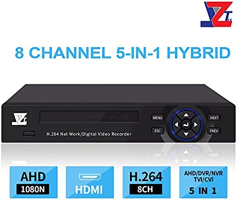 How do i reset my h 264 dvr to factory settings without remote