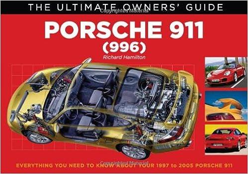 Porsche 911 996 .: Ultimate Owners Guide Ultimate Owners Guides: Amazon.es: Richard Hamilton: Libros en idiomas extranjeros