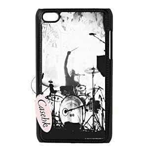 Casehk New Fashion Durable Phone Case for iPod Touch 4, walk the moon iPod Touch 4 Customized Case, walk the moon Custom Phone Case