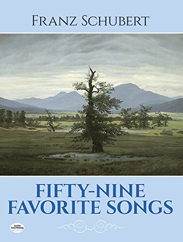 Fifty-Nine Favorite Songs (Dover Song Collections) ()
