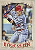 2016 Topps Gypsy Queen Baseball #102 Yadier Molina St. Louis Cardinals