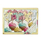 Talking Tables Truly Scrumptious Baby Grow Cake