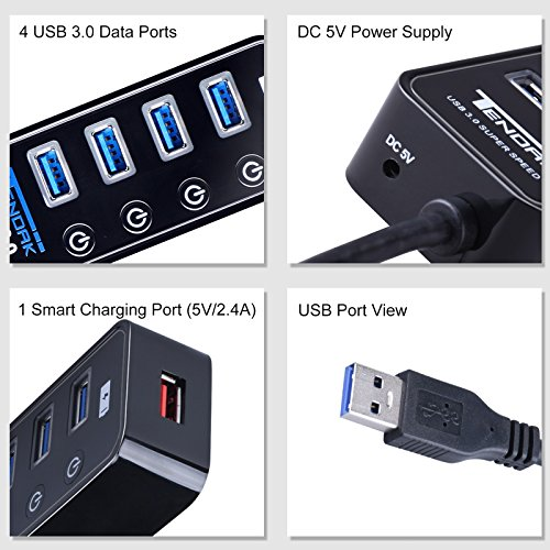 Buy powered usb 3 hub