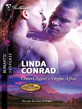 book cover of Covert Agent\'s Virgin Affair