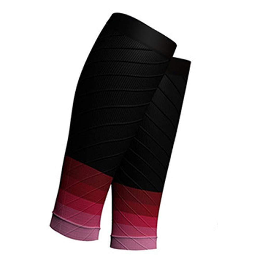 SUKEQ スポーツふくらはぎスリーブコンプレッション SUKEQ、脛骨スプリント脚圧縮ふくらはぎスリーブ レッド、ランニング、サイクリング、旅行用 - 血流と回復を改善。 B07HX2QD57 レッド B07HX2QD57, テレビ壁掛け専門店のカベヤ:a0c6e2b9 --- cgt-tbc.fr