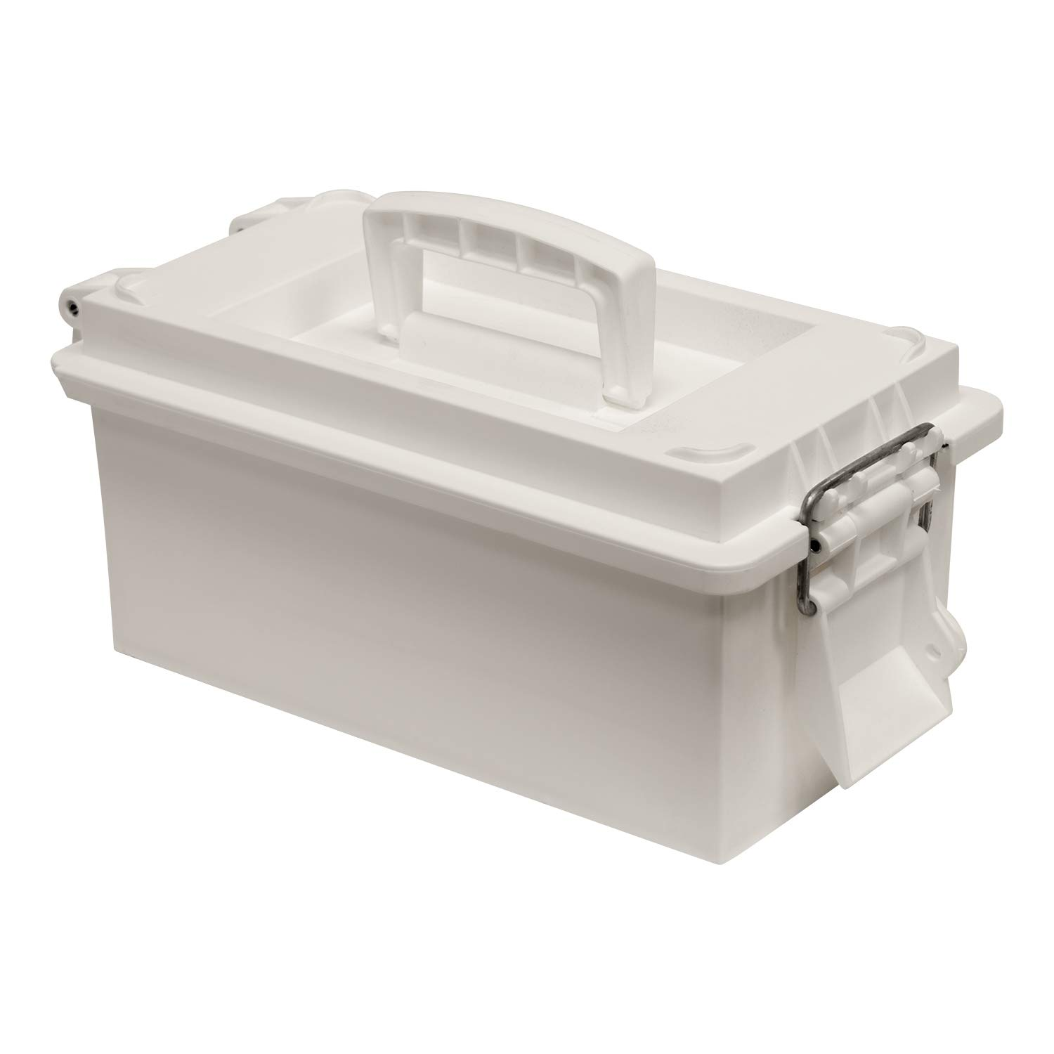 Wise Outdoors 5601-40 Small Utility Dry Box, White by Wise