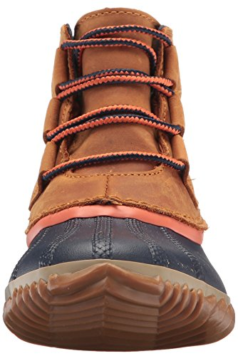 Sorel Womens N About Leather Snow Snow Boot Caramel