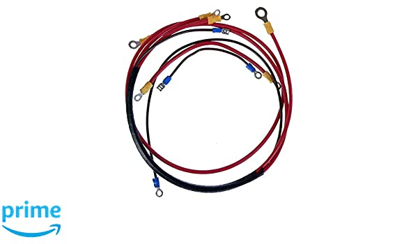 amazon com db electrical akt9205 wiring harness for ihc amazon com db electrical akt9205 wiring harness for ihc international model m super m tractors patio lawn garden