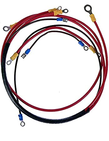 amazon com db electrical akt9205 wiring harness for ihc db electrical akt9205 wiring harness for ihc international model m super m tractors