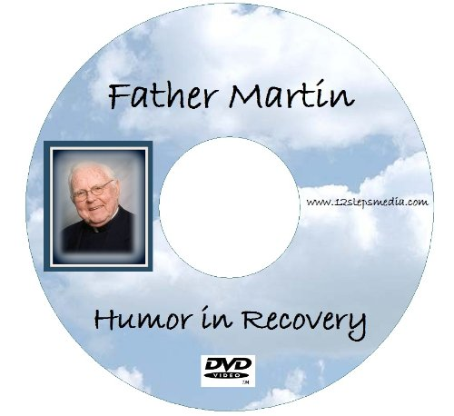 "Father Martin ""Humor in Recovery"" Alcoholics Anonymous Discussion (chalk talk)"