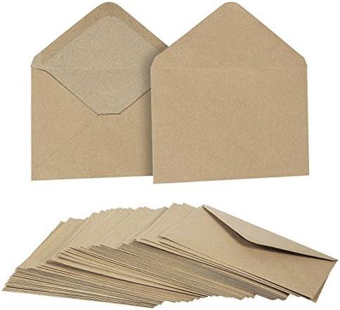Juvale Pieces Kraft Envelopes Graduations product image