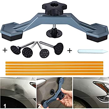 Tool Sets Generous Professional Auto Body Car Paintless Dent Repair Puller 18 Tabs Set Hail Damage Removal Tools Kit Hand Tool Set Tools