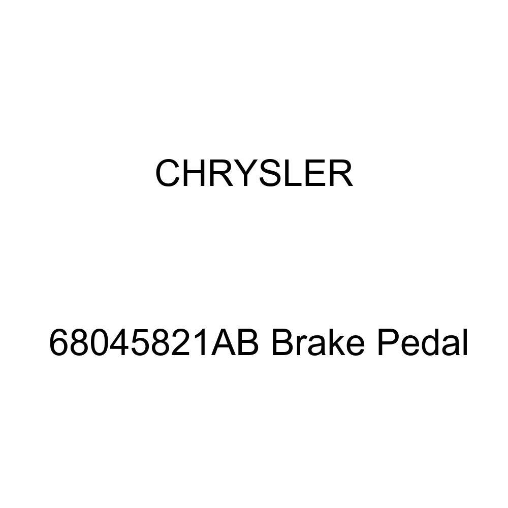 Chrysler Genuine 68045821AB Brake Pedal