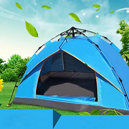 DD Outdoor-Sport-Ausrüstung Camping Camping Automatische Wasserdichte Zelte