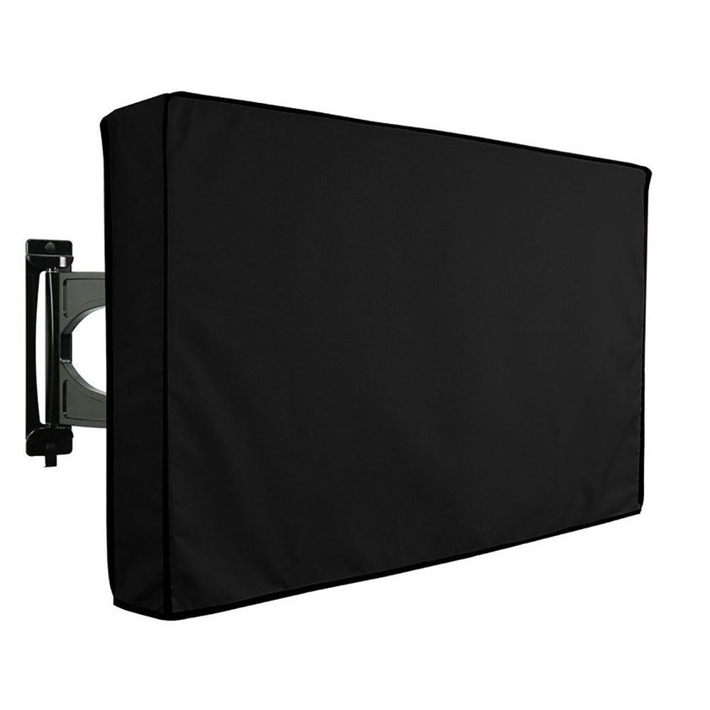 KIKIGOAL Outdoor TV Cover for 30'-32' 40'-42' 50'-52' 55'-58' Waterproof TV Protector Compatible with Wall Mounts and Stands (40'-42') 4330185619