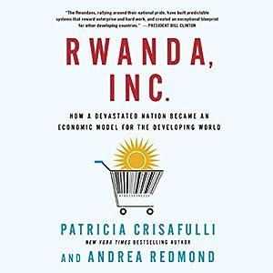 Rwanda, Inc. Audiobook