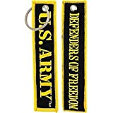 US Army / Defenders of Freedom Keychain/Luggage Tag