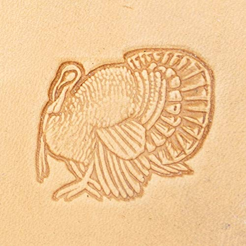 Springfield Leather Company Turkey 3D Leather -