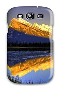 Galaxy S3 Case Cover Skin : Premium High Quality Good Morning 3d Case
