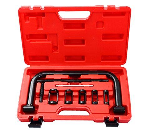 (ATP Solid Valve Spring Compressor C Clamp Service Kit)