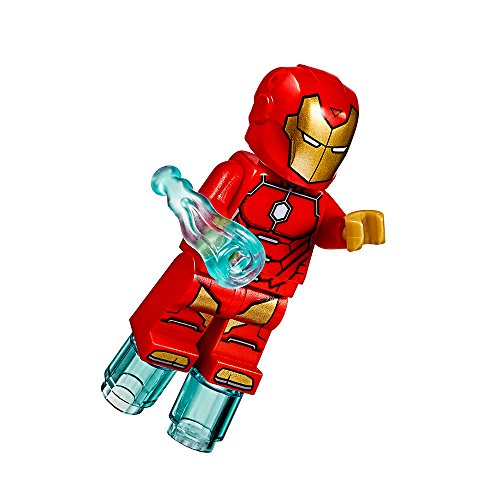 LEGO Marvel Super Heroes Iron Man: Detroit Steel Strikes 76077 Superhero Toy
