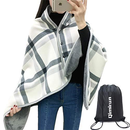 手頃な価格が嬉しいQIMIRUN Ltdの着る毛布