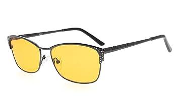 27c383675f Eyekepper Computer Gaming Glasses Anti Radiation Anti Glare UV400 Reduces  Eyestrain-96.9% Blue Light