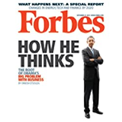 Forbes, September 13, 2010