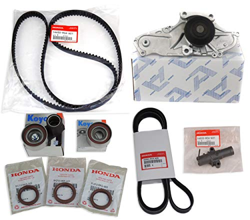 TIMING BELT KIT (As in photo) GENUINE/OEM Fit select Honda + Acura -