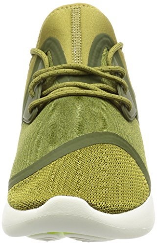 NIKE Mens Lunarcharge Essential Camper Green/Sequoia Ankle-High Fabric Running Shoe - 11M