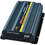 Royal Power PI2000-24 Power Inverter 2000 Watt 24 Volt DC To 110 Volt AC