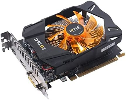 Amazon.com: Zotac GeForce GT 710 2 GB DDR3 pci-e2.0 DL-DVI ...