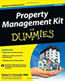 img - for Property Management Kit For Dummies by Robert S. Griswold (2013-02-18) book / textbook / text book