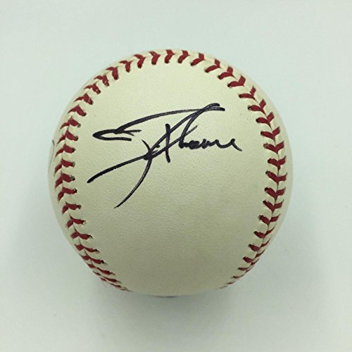 Jim Thome Chase Utley Philadelphia Phillies Multi Signed Major League Baseball - Autographed Baseballs ()