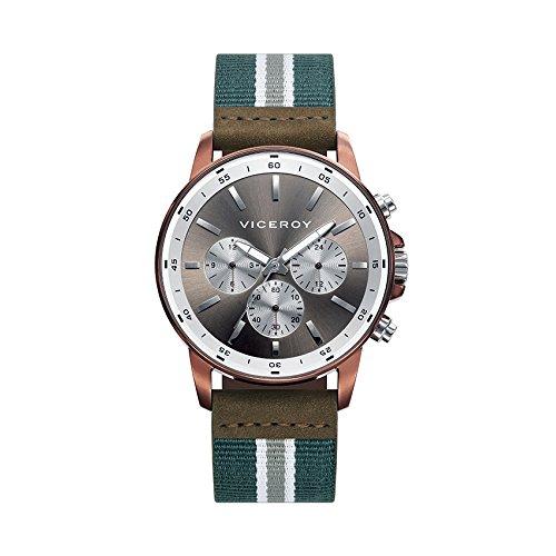 Viceroy 42283-47 Gray Men's Watch