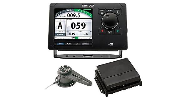 Simrad AP70 Autopilot Pack w/AP70, AC70, RF300 & Requiere tasa ...