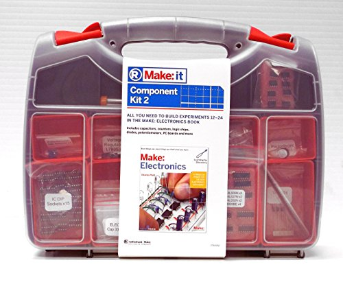 Make: Electronics Components Pack 2