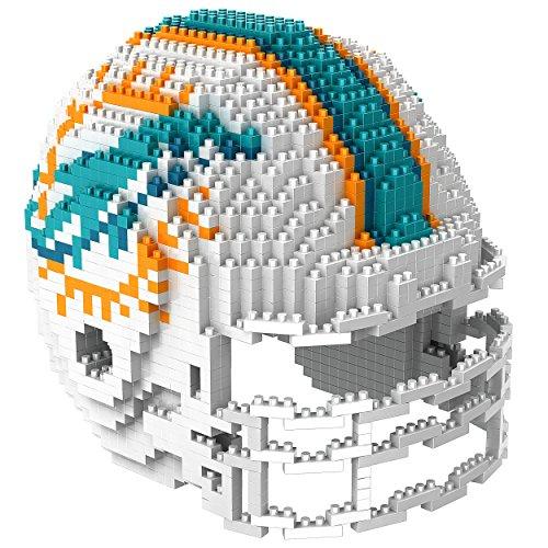 Miami Dolphins 3D Brxlz - Helmet