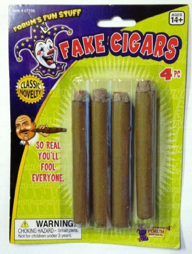 Fake Cigars – 4 Piece Pack