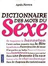 Dictionnaire des mots du sexe par Pierron