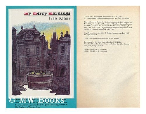 My Merry Mornings: Stories from Prague (English and Czech Edition)