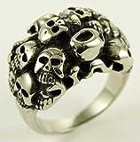 Ring Stainless Steel Skulls