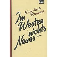 Im Westen nichts Neues: Roman. Ohne Materialien