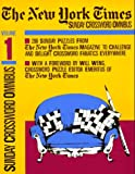 The New York Times Sunday Crossword Puzzle Omnibus, Will Weng, 0812911393